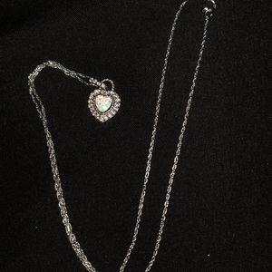 Kay Jewelers Jewelry - Opal Topaz Necklace 🦋